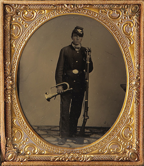 Union Army Bugler